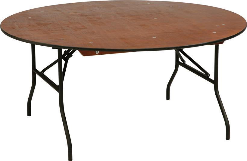 Bord, rundt, 10 personer - Runde borde - Festshop.dk