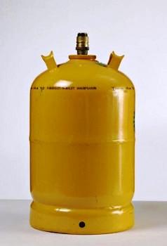 gasflaske til grill